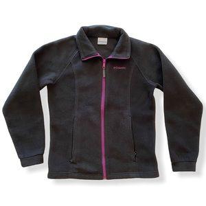 Columbia Girls Benton Springs Fleece Jacket 14/16